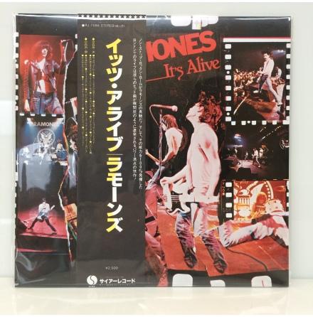 LP -Ramones - Its Alive