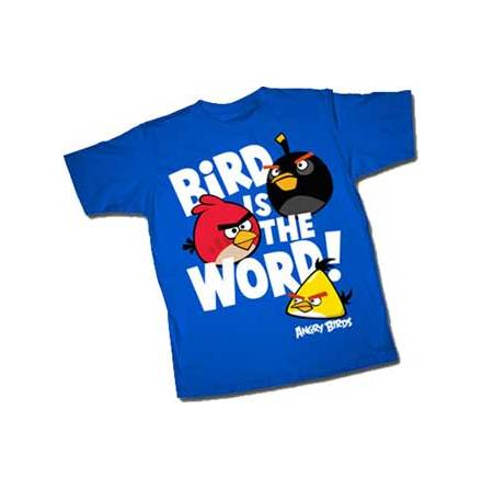 Barn T-Shirt - Bird Word Juvy