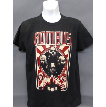 Bombus - T-Shirt - In To The Fire