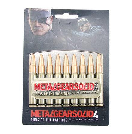 Metal Gears - Belt Buckle