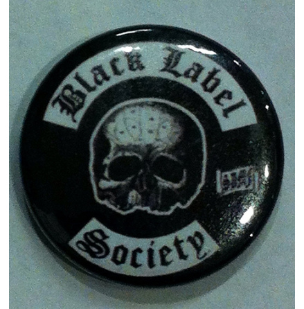 Black Label Society - Badge