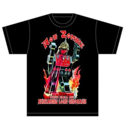 T-Shirt - Lord Dinosaur