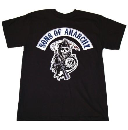 T-Shirt - Logo Patch