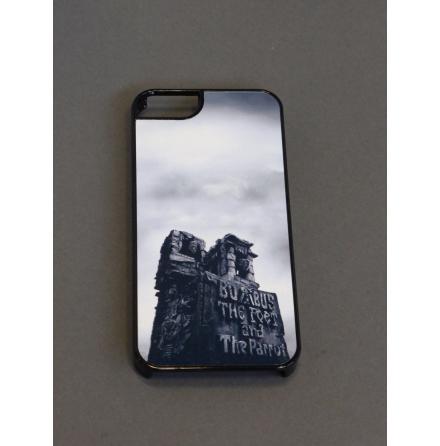 iPhone Cover 5 - Bombus - Svart