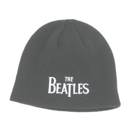 Beatles Beanie: Drop T Logo