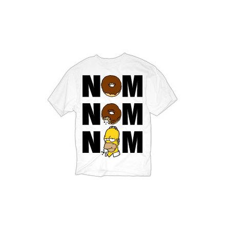 T-Shirt - Nom Homer