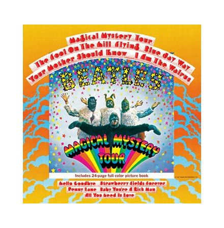 Beatles - Magical Mystery Tour (2009) - LP