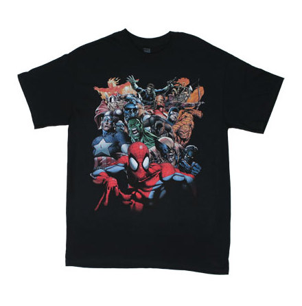 T-Shirt - Group Shot
