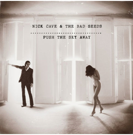 CD - Nick Cave & The Bad Seeds - Push The Sky Away