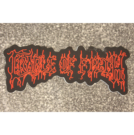 Cradle Of Filth - Klistermärke