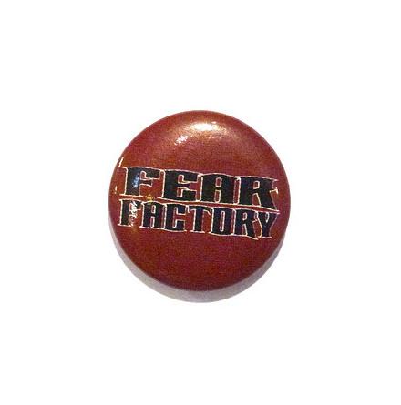 Fear Factory - Logo - Badge