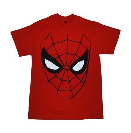 T-Shirt - Spiderman - Mask