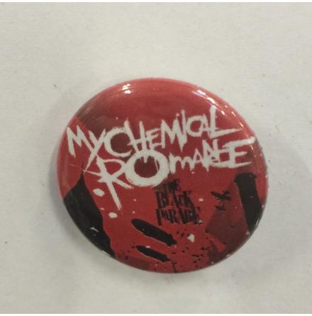 My Chemical Romance - Badge