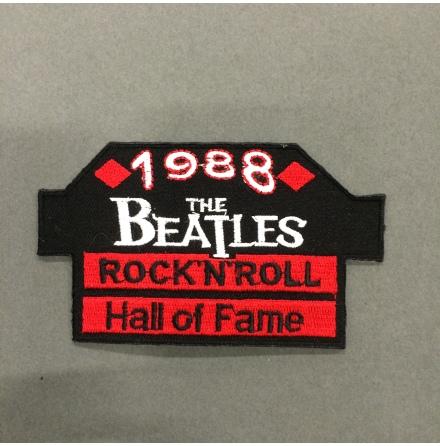 The Beatles - Rock N Roll Hall of Fame - Tygmärke