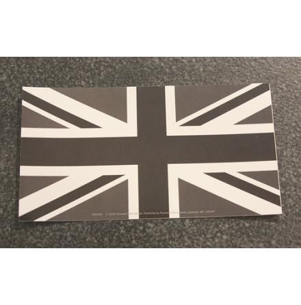 British Flag - Klistermärke