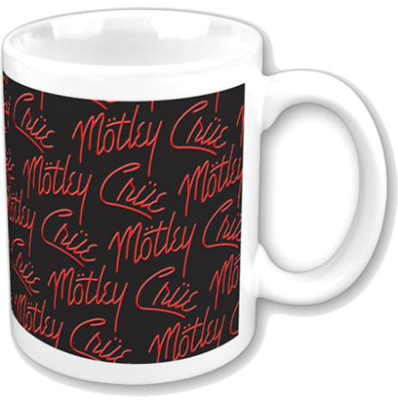 Motley Crue - Mugg