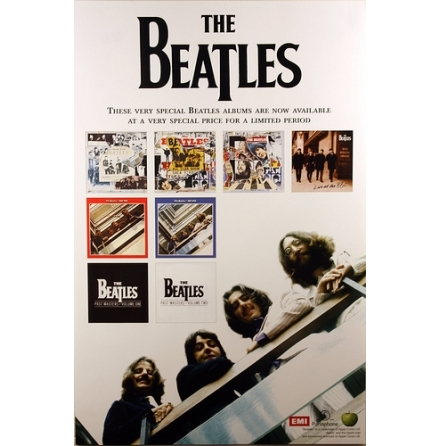 Beatles - Poster