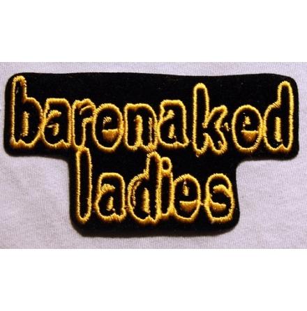 Barenaked Ladies - Tygmärke