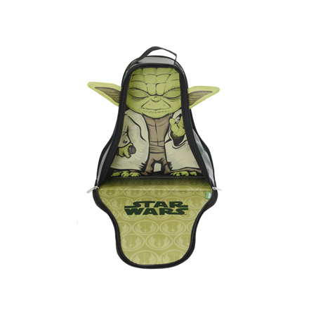 Star Wars Toy Storage and Carry Case - Yoda