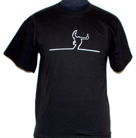 T-Shirt - Linus Finger