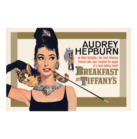 Breakfast Gold - Poster