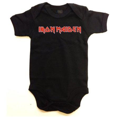 BabyBody - Iron Maiden - Logo
