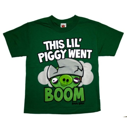 Barn T-Shirt - This Lil Piggy