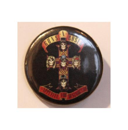 Guns N Roses - Appetite - Badge