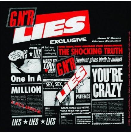 Coaster - Lies