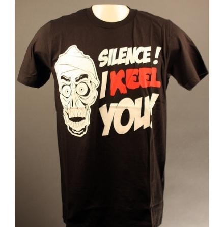 T-Shirt - Jeff Dunham - Silence I Kee