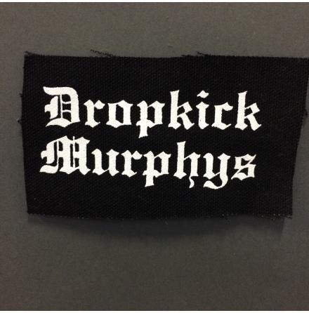 Dropkick Murphys - Logo - Tygmärke