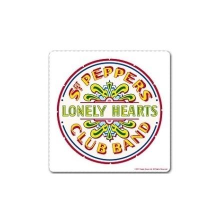 Beatles - Sgt Pepper Drum - Single Coaster