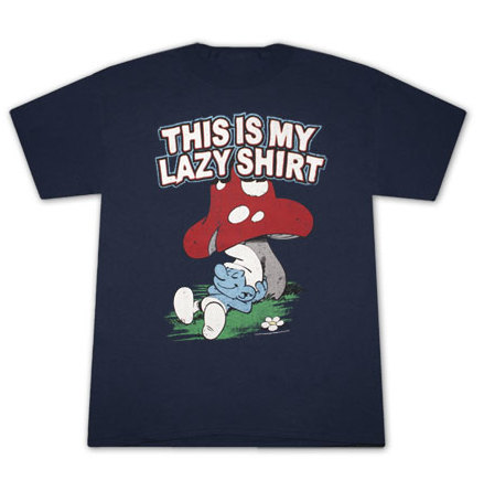T-Shirt - This Is My Lazy