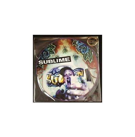 LP - Sublime - Robbin´The Hood (Picture Disc)