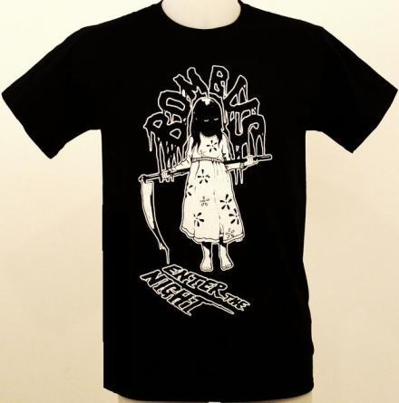 T-Shirt - Enter - Svart