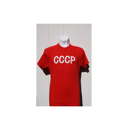 T-Shirt - CCCP