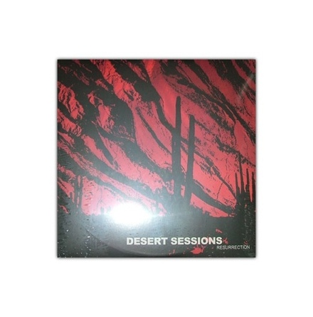 LP - The Desert Sessions - Resurrection