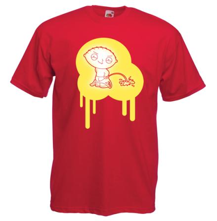 T-Shirt - Röd