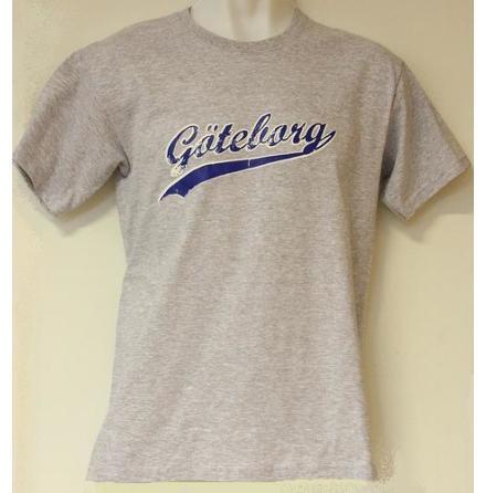 T-Shirt - Göteborg Grå