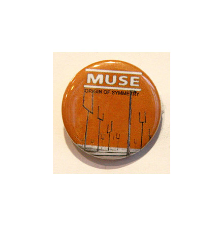 Muse - Origin - Badge
