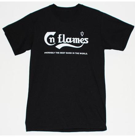T-Shirt - Logo - Svart