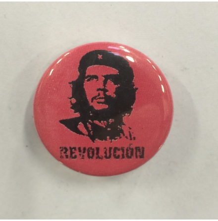 Che Guevara - Rev.. - Badge