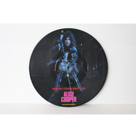 Alice Cooper - Feed My Frankenstein - Picture Disc