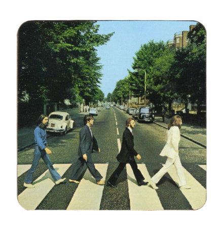 Beatles - Abbey Road - Single Coaster
