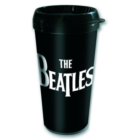 Beatles - Logo Travelmug