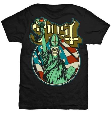 T-Shirt- Statue of Liberty