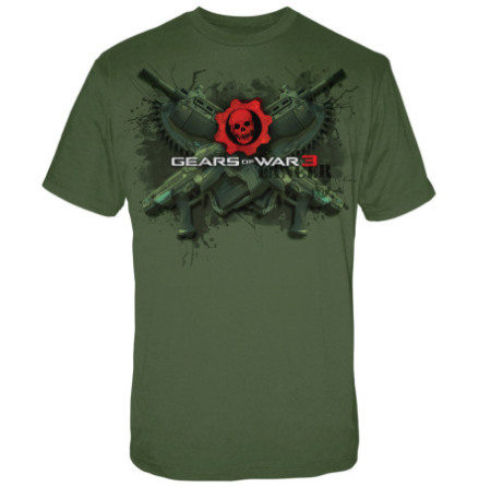 Gears Of War - Lancers - T-Shirt