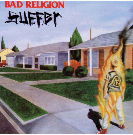 LP - Bad Religion - Suefer