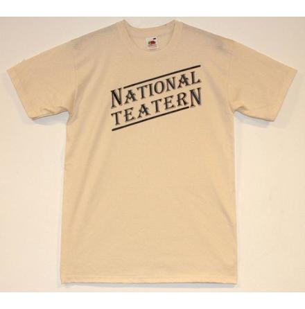 T-Shirt - Logo - Natur