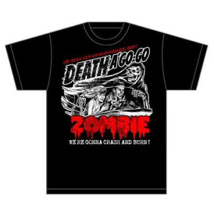 T-Shirt - Zombie Crash